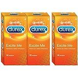 Durex Condoms - 10 Count (Excite Me, Buy 2 Get 1 Free)