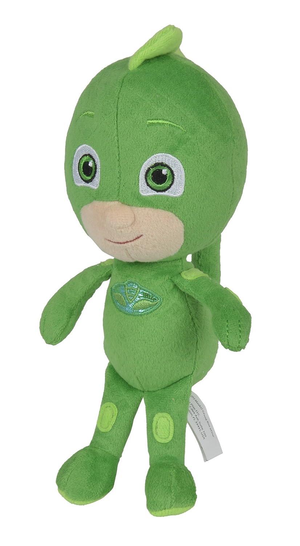 SIMBA 109402036 GEG - PJ Máscaras Peluche Gecko, 20 cm: Amazon.es: Juguetes y juegos