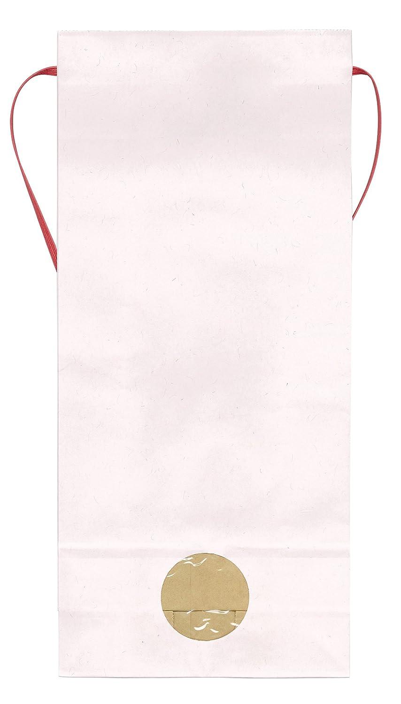 マルタカ カラークラフト 無地 さくら 窓付 角底 3kg用紐付米袋 100枚セット B007CV9S7Q 3kg用米袋|100枚入り 100枚入り 3kg用米袋
