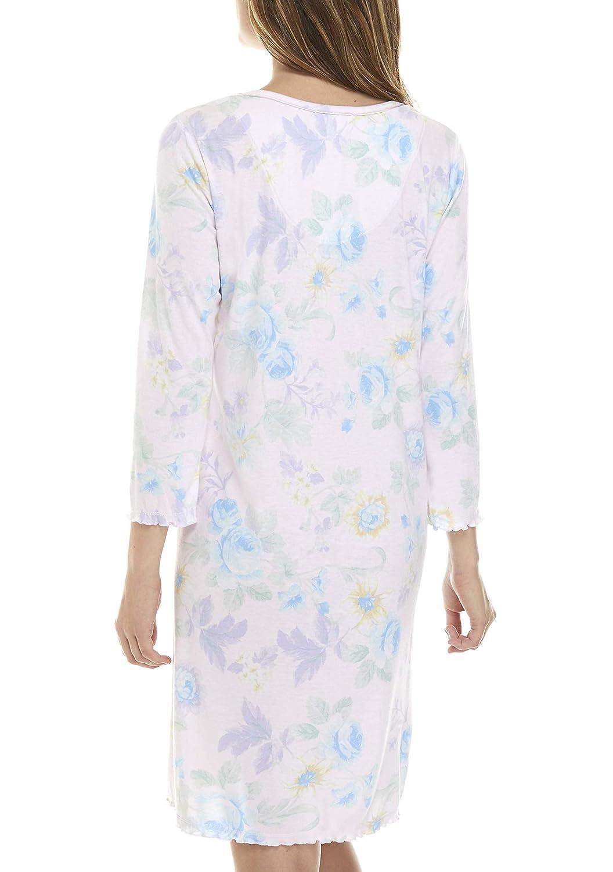 Miss Elaine Knit Short Night Gown