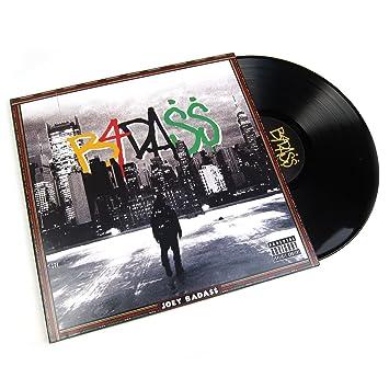 Joey Bada$$: B4 Da $$ (Free MP3) Vinyl 2LP Double LP