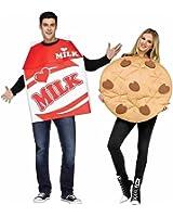 Adult Cookies and Milk Costume