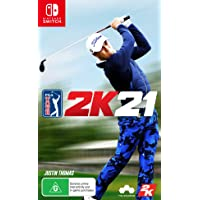 PGA Tour 2K21 - Nintendo Switch