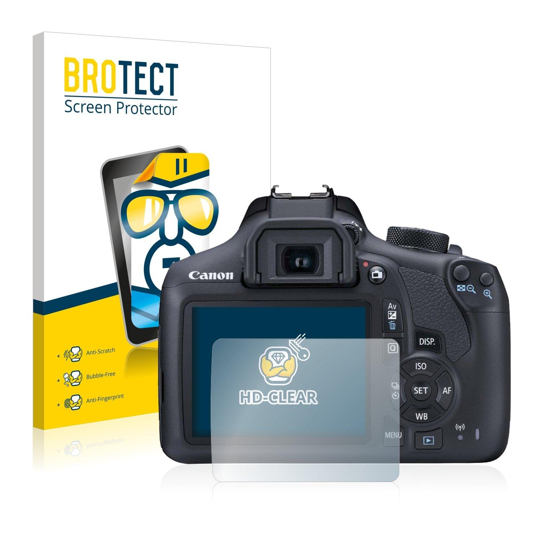 BROTECT Protector Pantalla Compatible con Canon EOS 1300D ...