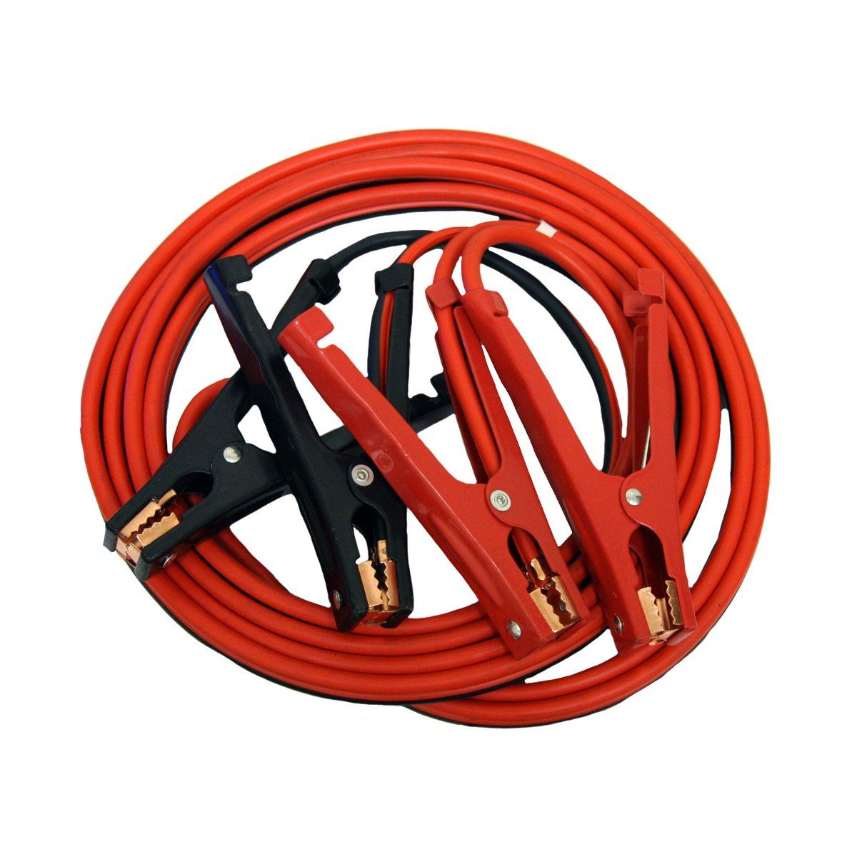 GRIP (GRAND RAPIDS INDUSTRIAL) 38058 16 ft 8 Gauge Jumper Cables by GRIP (GRAND RAPIDS INDUSTRIAL)