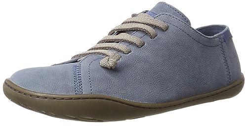 Camper Peu 20848-116 Zapatos Planos Mujer 36: Amazon.es: Zapatos y complementos