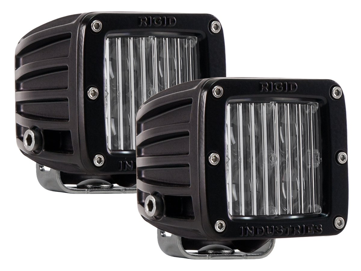 Rigid Industries 50481 D-Series SAE Fog Light Set