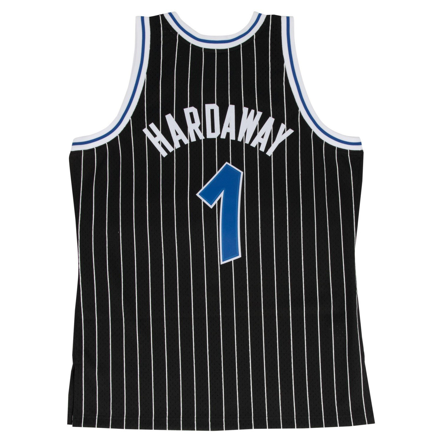 afcab5e5f Amazon.com   Penny Hardaway Orlando Magic Mitchell and Ness Men s Black  Throwback Jesey   Clothing