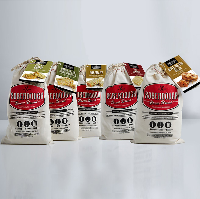 Soberdough Favorites Pack