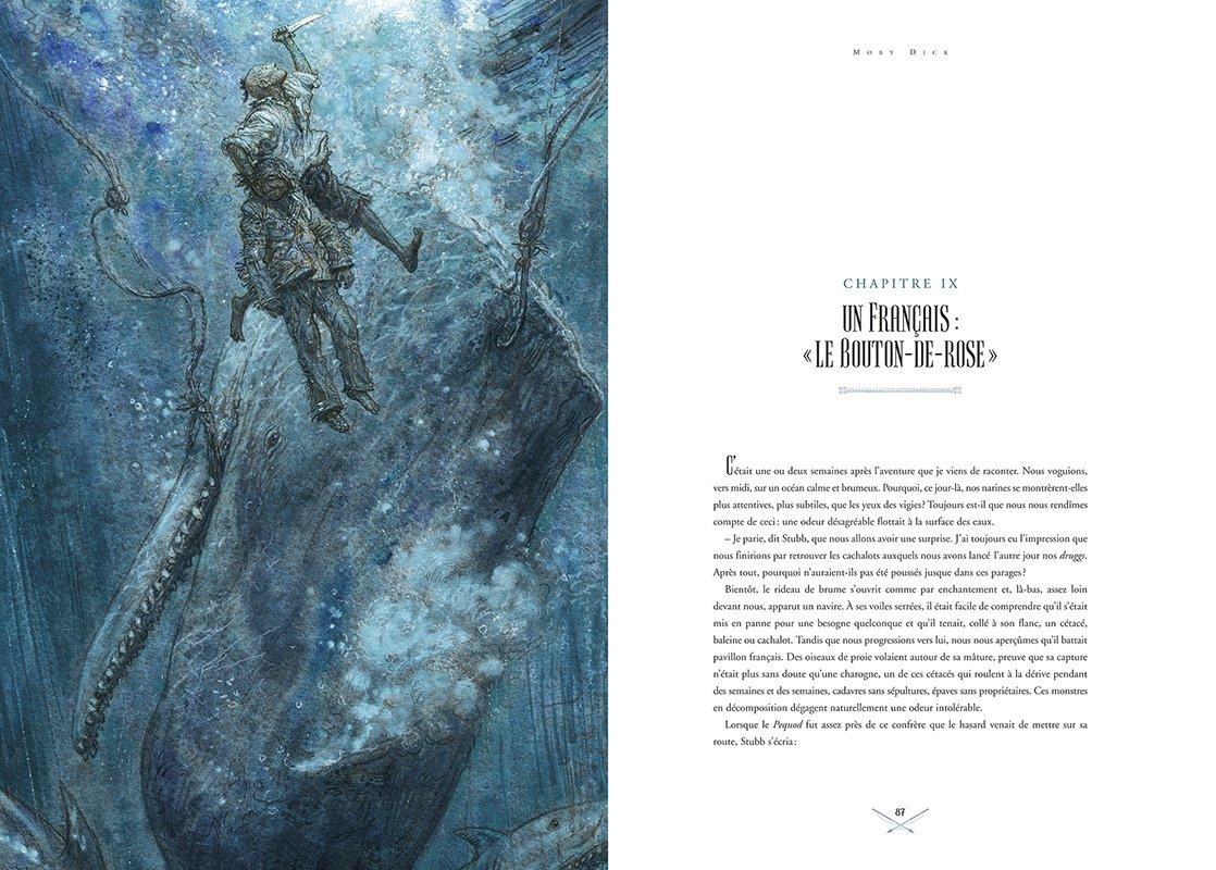 """Résultat de recherche d'images pour """"moby dick Anton Lomaev"""""""