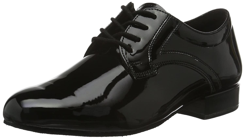 Diahommet hommes Tanzchaussures 085-026-038, Chaussures de Danse de Salon Homme Noir 41 1 3 EU