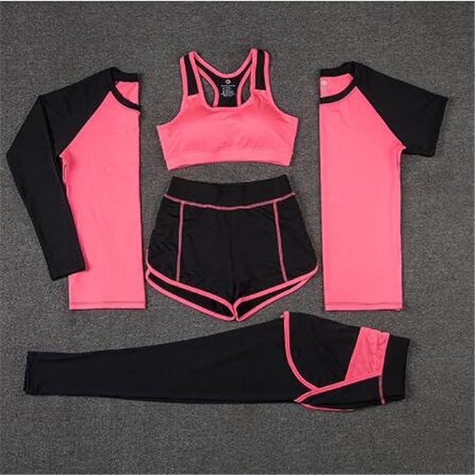 Pirate 5 Pedazo de Mujeres Parche Yoga Yoga Bra Camiseta ...