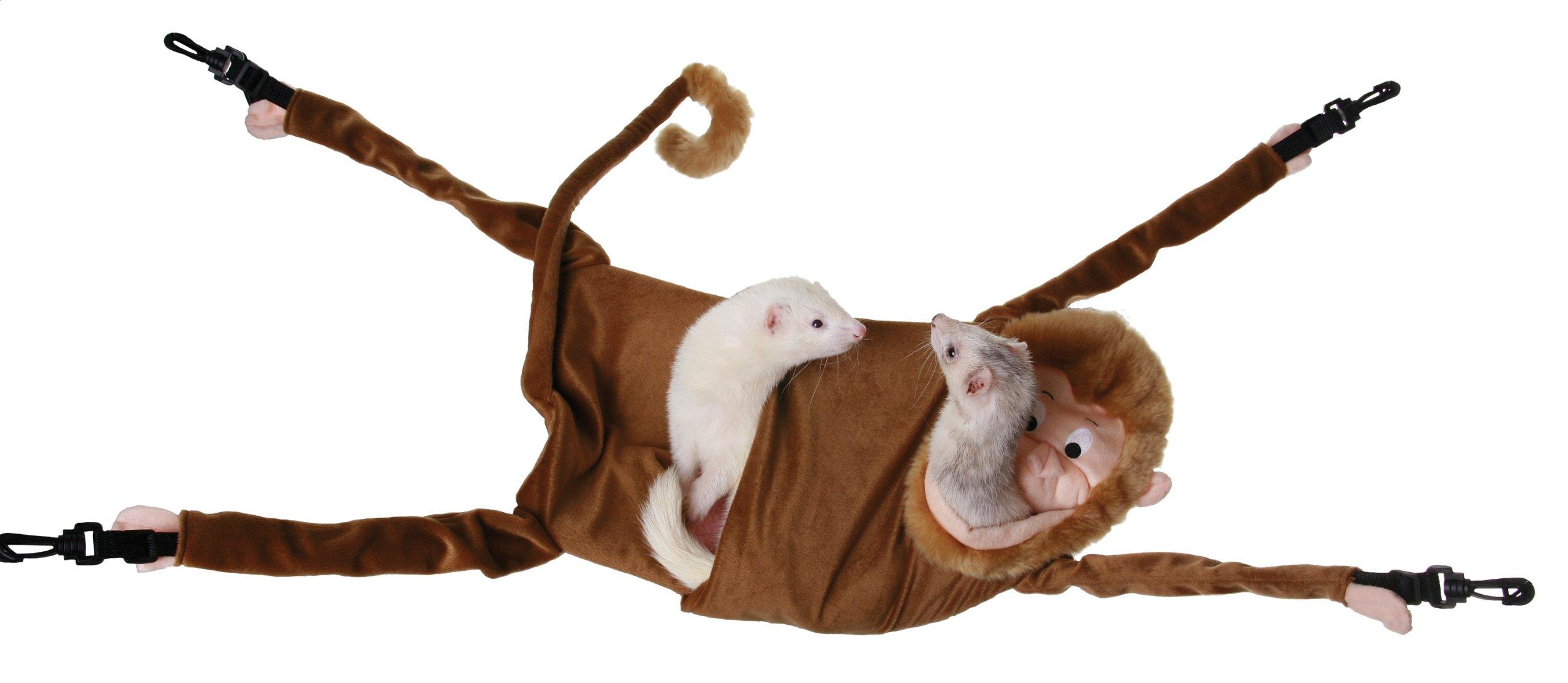 Marshall Pet Hanging Monkey Hammock by Marshall Pet Products