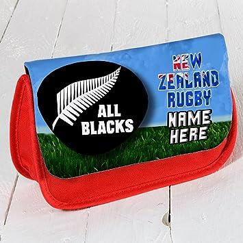 Personalizado Rugby All Blacks SH009 - Bolsa para botas rojo ...