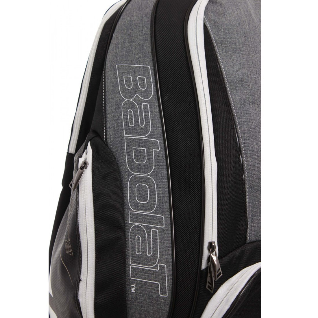 Babolat Pure Tennis Racquet Backpack, Grey by Babolat (Image #2)