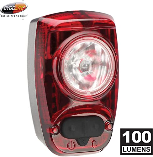 Cygolite Hotshot– 100 Lumen Bike Tail Light