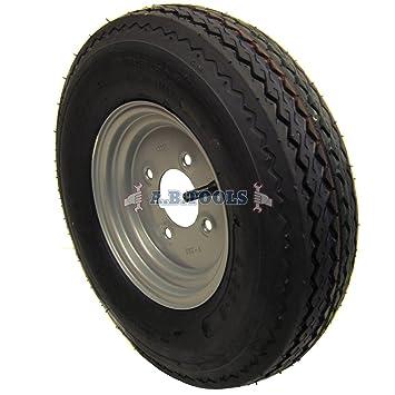 """4""""PCD rueda del remolque y 4.00/4.80A8"""" neumáticos de ..."""