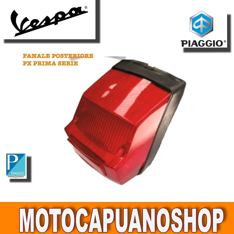 FANALE POSTERIORE COMPLETO VESPA PX 125 150 200 fino al 82