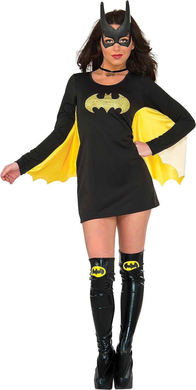 Batgirl Adult Womens Corset HALLOWEEN Accessory Cute Outfit COSPLAY Superhero