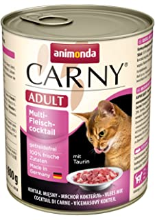 Animonda Comida para Gatos Carny Adult
