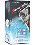 Kamasutra Chill Thrill - 12 Condoms