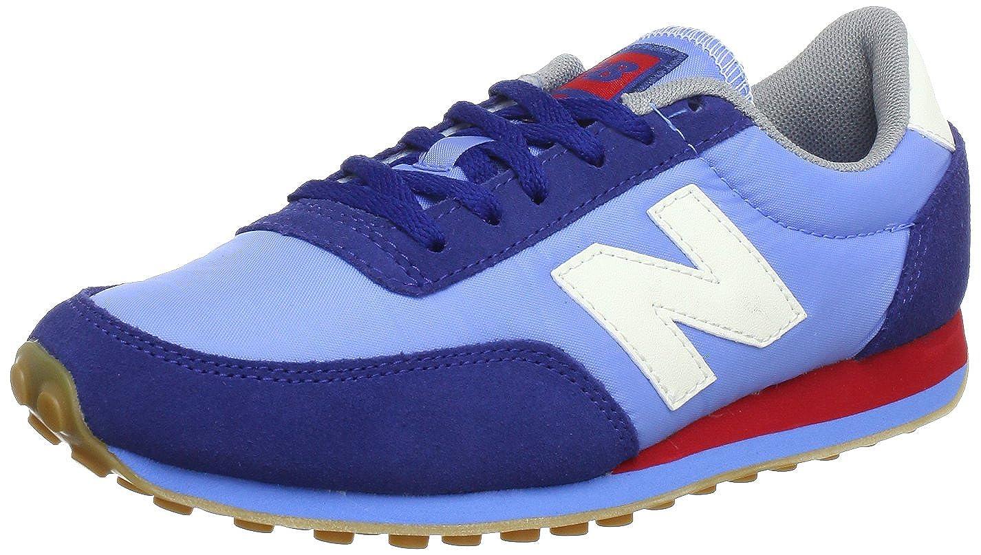 03a03151e41c5 New Balance Unisex Adults' U410 D Clogs and Mules Blue Size: 3:  Amazon.co.uk: Shoes & Bags