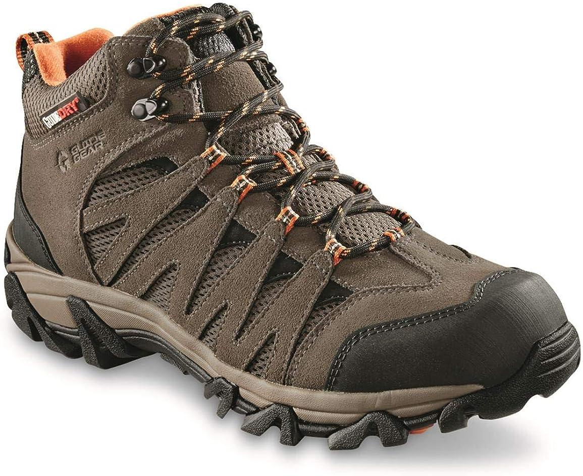 Guide Gear Men's Crosby Waterproof Mid Hiking Boot