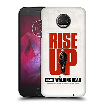 Amazon.com: Carcasa rígida oficial de AMC The Walking Dead ...