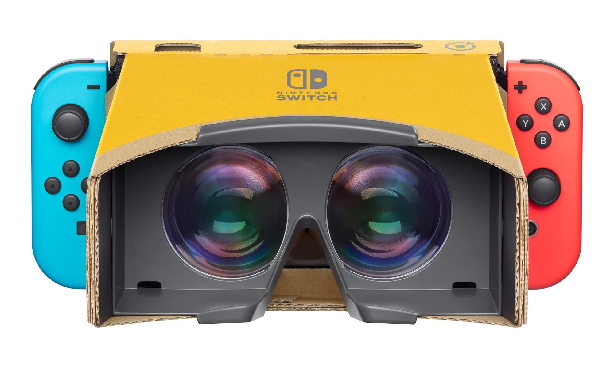 Nintendo Labo Toy-Con 04: VR Kit - Starter Set + Blaster - Switch by Nintendo (Image #4)