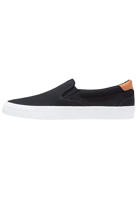 6ab43ba7 YOURTURN Zapatillas Deportivas de Hombre en Negro, Talla 41: Amazon.es:  Zapatos y complementos