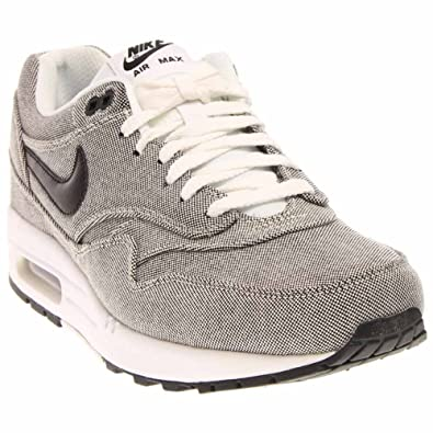 super popular b69e2 eef6f NIKE Air Max 1 PRM 512033 103 White Size  8.5