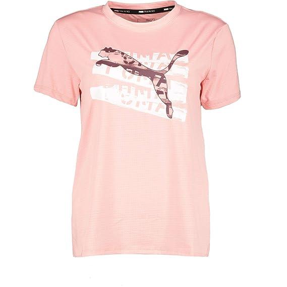 PUMA Runtrain tee G Camiseta, Niñas: Amazon.es: Ropa y accesorios