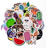 30-Pack Stickers for Water Bottles Big Cute,Waterproof,Aesthetic,Trendy Stickers for Teens,Girls Perfect for Waterbottle,Laptop,Phone,Travel Extra Durable 100% Vinyl,TZA