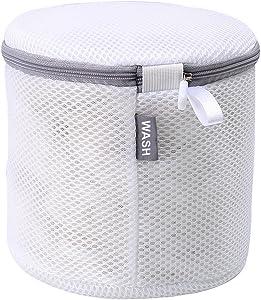 Fenleo Lingerie Bag for Laundry, Bra Wash Bag for Washing Machine, Mesh Laundry Bag for Delicates