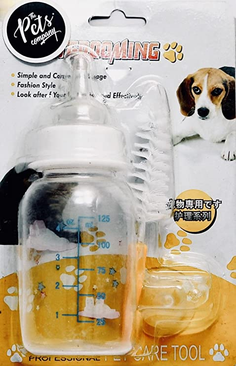 Buy The Pets Company Puppy Kitten Milk Feeder Bottle Nursing Kit Set Online At Low Prices In India Amazon In