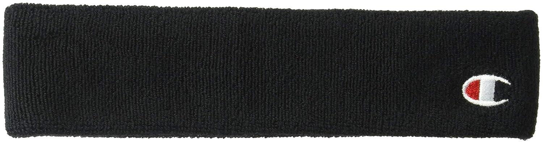 Amazon.com  Champion LIFE Men s Terry Headband-with C Embroidery ... 64bf0d3e2d3