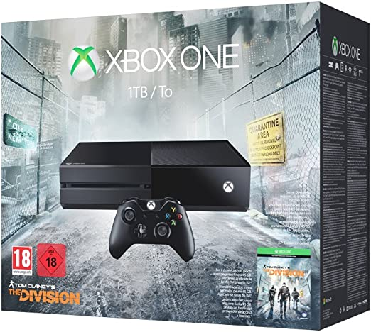 Xbox One - Consola 1 TB + Tom Clancys The Division: Amazon.es: Videojuegos