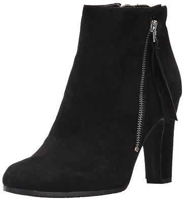 5314a76b1f91c5 Sam Edelman Women s Sadee Ankle Boot Black Suede 5 Medium US