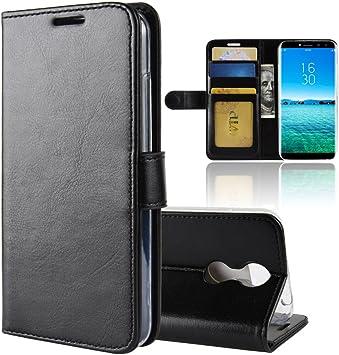 Cuero Billetera Case para Oukitel C8 3G/C8 4G , G-Hawk® Libre de ...