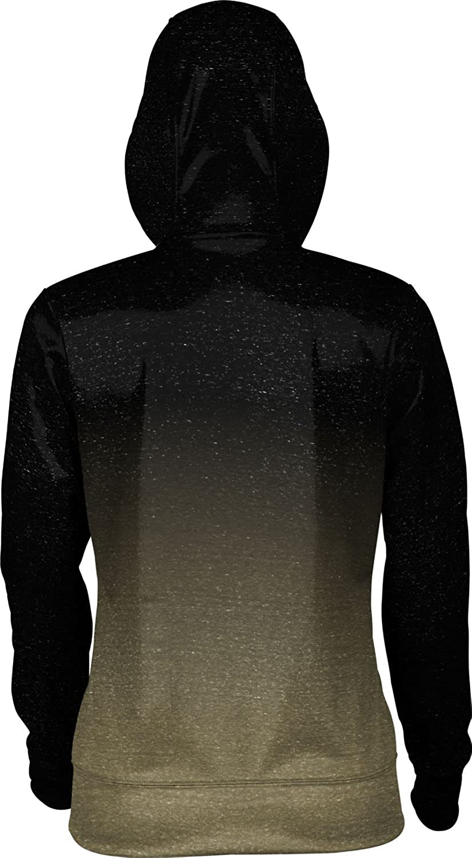 ProSphere Wofford College University Girls Zipper Hoodie Ombre School Spirit Sweatshirt
