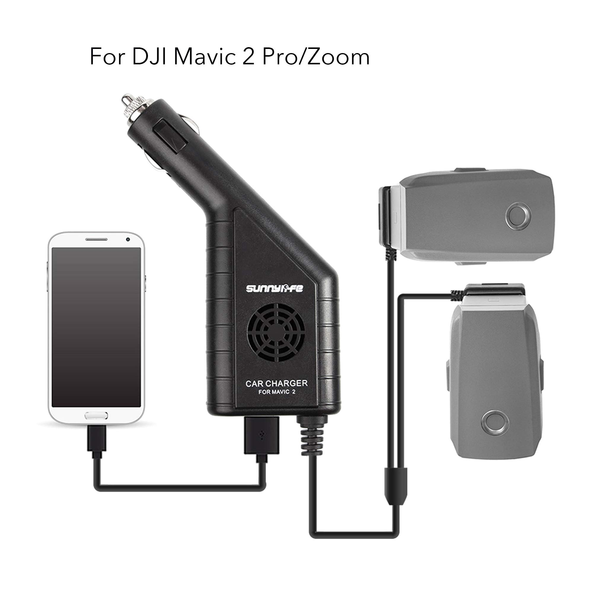 Cargador Para Auto Dji Mavic 2 Pro (7gyt15wc)