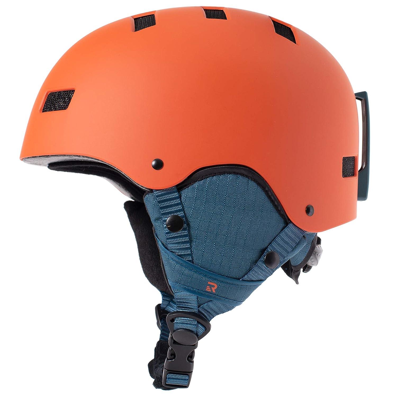Retrospec Traverse H1 Convertible Ski /& Snowboard//Bike /& Helmet