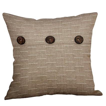 Viahwyt-cushion cover Limpieza. Funda de Cojín, Atractiva ...