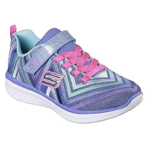 Skechers Entrenadores De Deportes De Chicas De Sinergia 2.0 Velcro: Skechers: Amazon.es: Zapatos y complementos