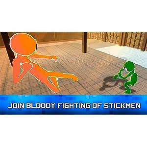 Ultimate Ninja Stickman Fighting: Amazon.es: Appstore para ...