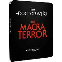 Doctor Who The Macra Terror [Blu-Ray Steelbook] [2019]