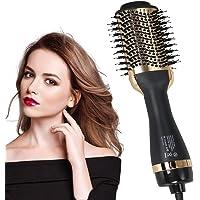 [PREMIUM Version] AU PLUG Professional Blowout Hair Dryer Brush, One Step Hair Dryer and Volumizer, Salon Hot Air Paddle…