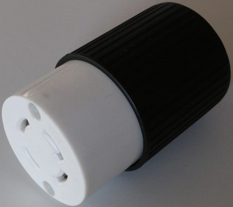 Socket, NEMA L14-30 30 Amp, 125/250V Twist Lock: Amazon.com ...
