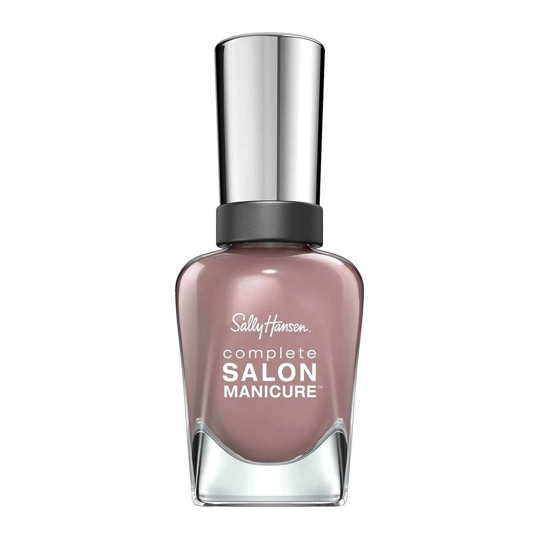 Sally Hansen Complete Salon Manicure Esmalte para Uñas, Pink Pong ...
