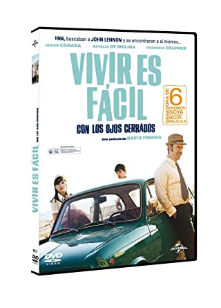Vivir Es Fácil Con Los Ojos Cerrados [DVD]: Amazon.es ...